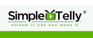 Simpletelly logo word