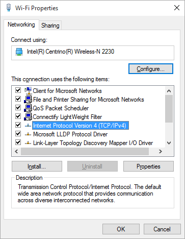 Network Adapter Driver For Windows 10