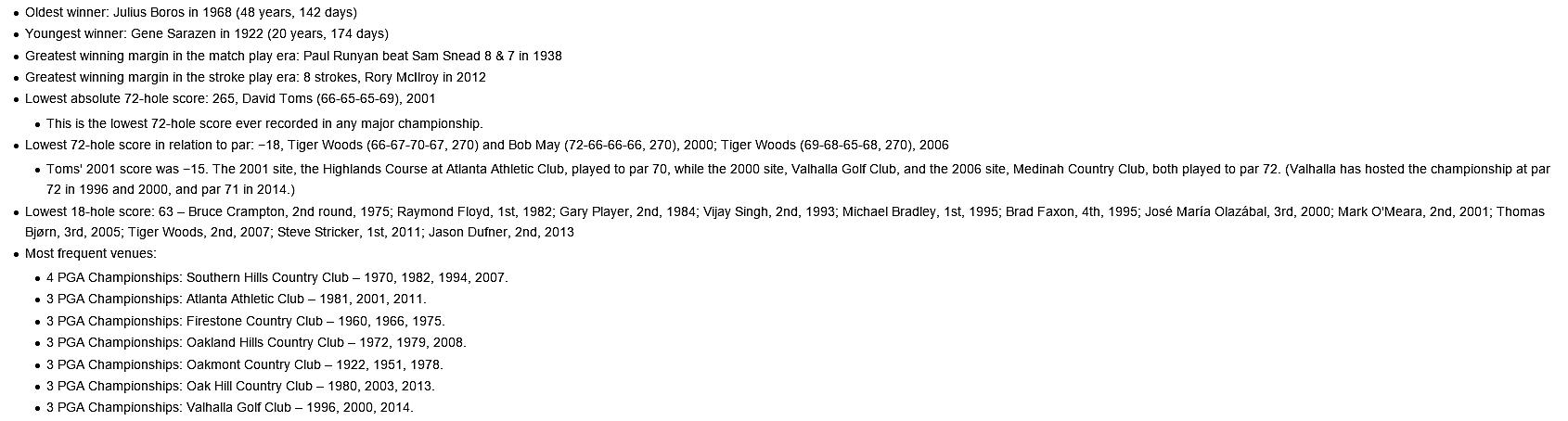 PGA_Records