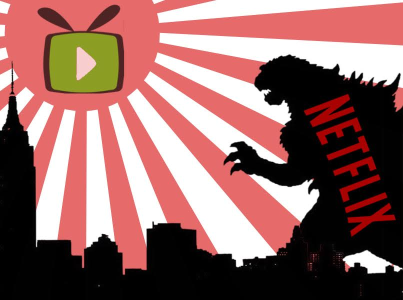 Japan Netflix with Simpletelly