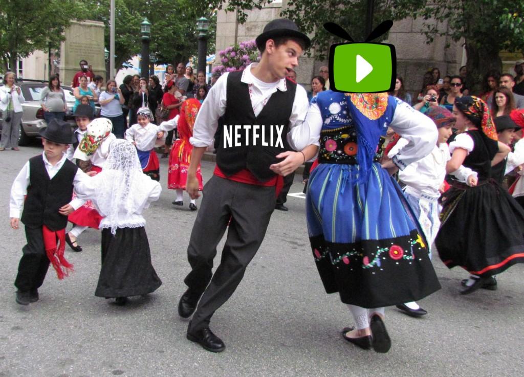 Netflix in Portugal!