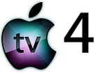 Apple TV 4 logo