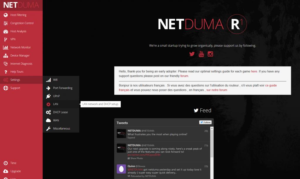 Netduma-DNS-Setup