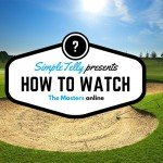 How To Watch The Masters 2016 Online