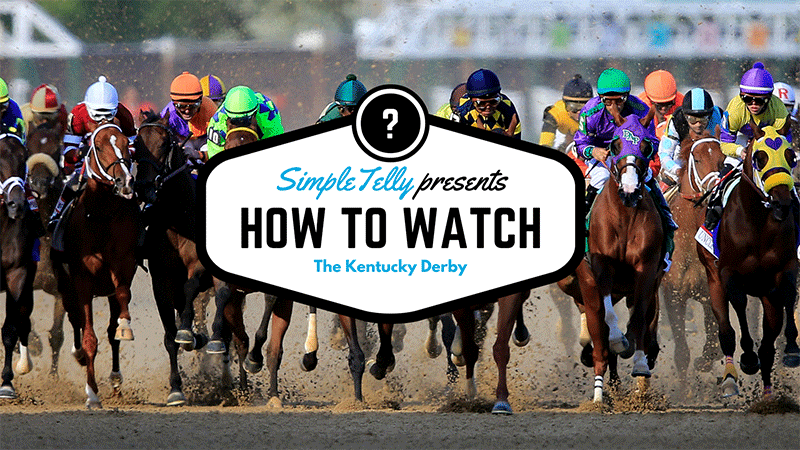 How to watch the kentucky derby online