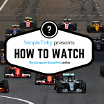 How to watch the European Grand Prix online